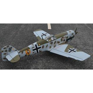 Seagull Models Messerschmitt BF109E ARF