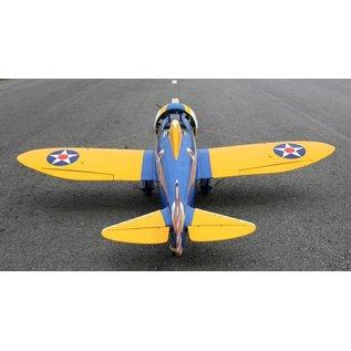 Seagull Models P-26A Peashooter ARF