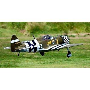 Seagull Models P-47D Thunderbolt ARF