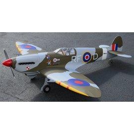 "Seagull Models Supermarine Spitfire 87"" ARF"