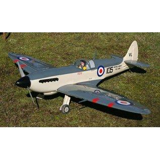 Seagull Models Supermarine Seafire .91 ARF