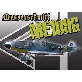 Skyshark Messerschmitt ME109G Kit