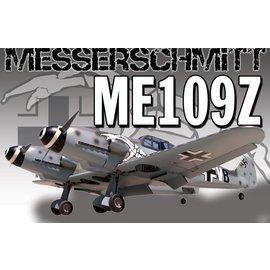 Skyshark Messerschmitt ME109Z Kit