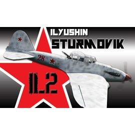 Skyshark Ilyushin Sturmovik IL-2 Kit