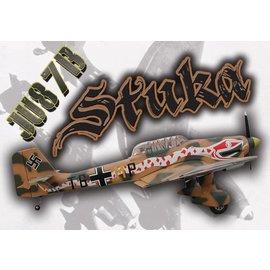 Skyshark JU-87B Stuka Kit