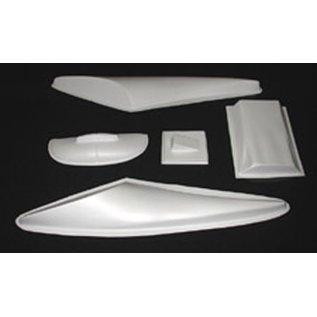 Dauntless Plastic Parts