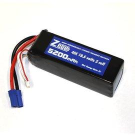 Zeee Power 18.5 V 5200 mAh LiPo Battery 45C