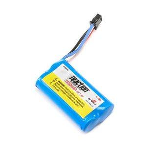 7.4V 1500mAh 2S Li-Ion Battery: PRB React 17