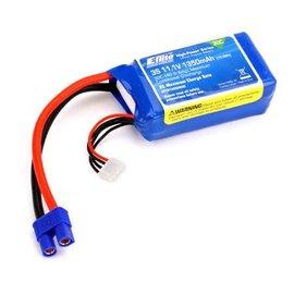 Eflite 1350mAh 3S 11.1V 30C LiPo Battery
