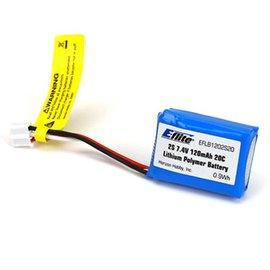 Eflite Battery 2S 120mAh LiPo Battery