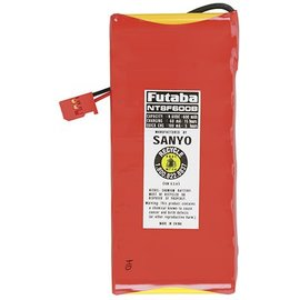 Futaba TX 9.6V Battery Pack 600mAh