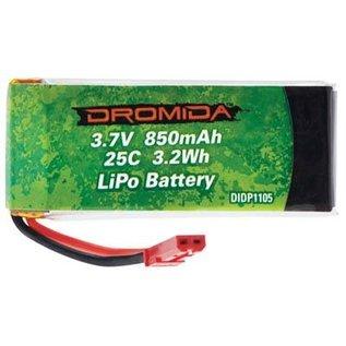Dromida LiPo Battery 1S 3.7V 850MAH