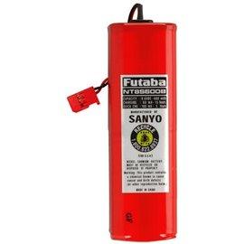 Futaba 600mAh TX Battery Pack 9.6V