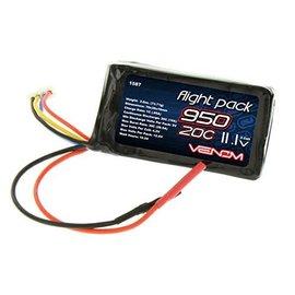 Venom 11.1v 950mAh LiPo Battery 20c