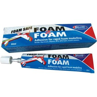 Deluxe Materials Foam Safe Glue 50ml