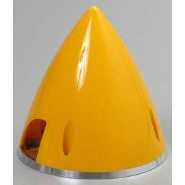 "GP Spinner 2-blade Nylon Yellow 3 1/4"""