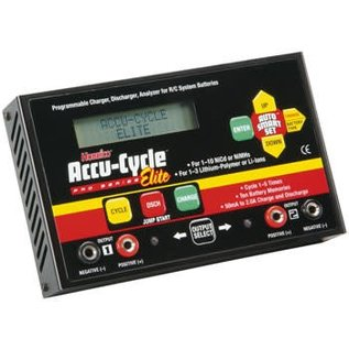 Accu-Cycle Elite Charger