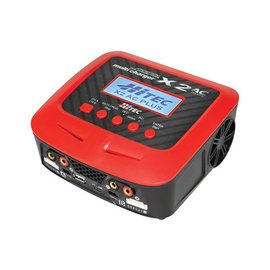 Hitec X2 Dual Port 100w AC Charger
