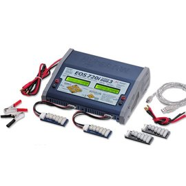 Hyperion 720i Charger Duo3 500w DC