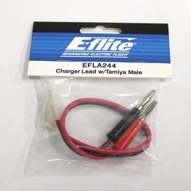Charger Lead with Tamiya Male