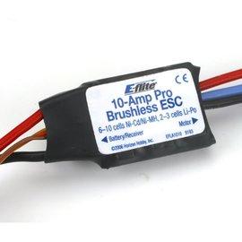 Eflite 10-Amp Pro Brushless ESC w/BEC