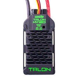 Castle Talon 120HV ESC, 12S Max Heavy Duty BEC