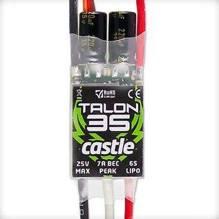 Castle Talon 35-Amp 25V ESC w/7-Amp BEC