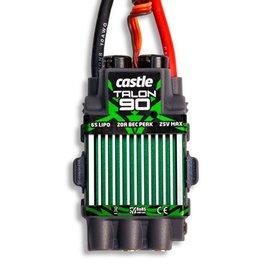 Castle Talon 90- Amp 25V BL ESC W/20amp BEC
