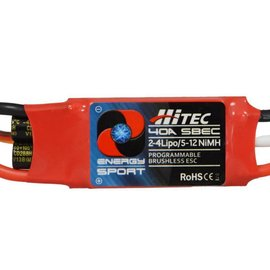 Hitec ESC 40 amp 2-6S w/BEC