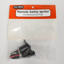 Remote Glow Ignitor Recessed