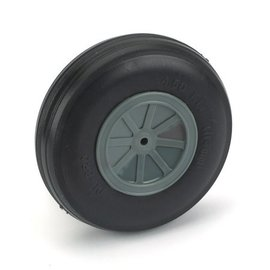 Dubro Treaded Lite Wheel 4-1/2""