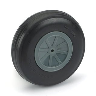 "Du-Bro Treaded Lite Wheel  5"""