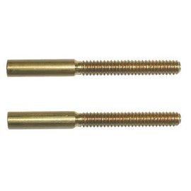 Sullivan Threaded Couplers 4-40 Brass