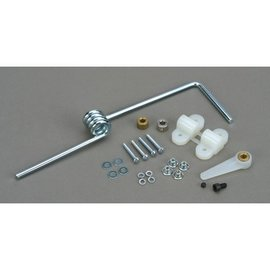 Dubro Nose Gear Set  5/32 Pre-Bent