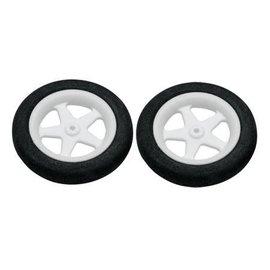 "Dubro Sport Wheels Micro 1.23"""