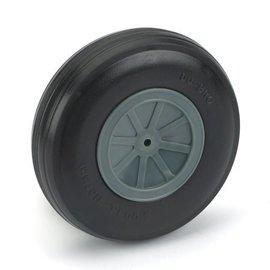 "Du-Bro Treaded Lite Wheel  5-1/2"""