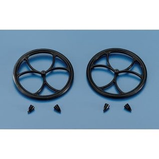 Dubro Micro Lite Wheels Nylon 2-1/2""