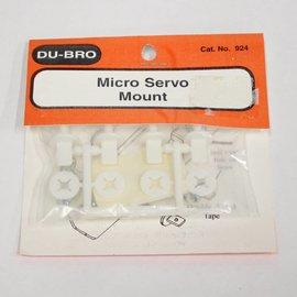 Dubro Micro Servo Mount Nylon