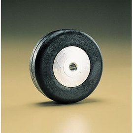 "Dubro Rubber Tailwheel 1-1/2"""