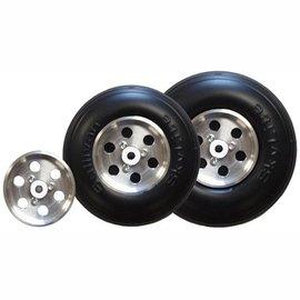 """Sullivan Skylite Wheel Aluminum 4"""""""