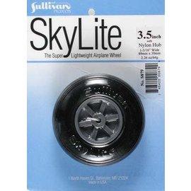 "Sullivan Skylite Wheel Nylon 3-1/2"""