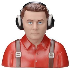 Great Planes Pilot 1/4 Scale Civilian Red