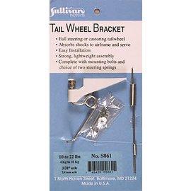 Sullivan Tail Wheel Bracket Plastic 10-22 lbs