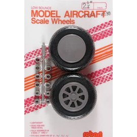 "Robart Scale Wheels Diamond 2-1/4"""