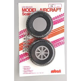 Robart Scale Wheels Diamond 3-3/4""
