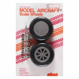 Robart Scale Wheels Diamond 2""