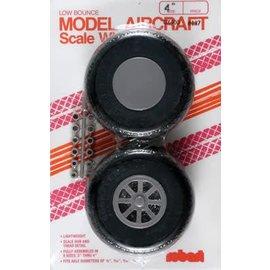 "Robart Scale Wheels Diamond 4"""