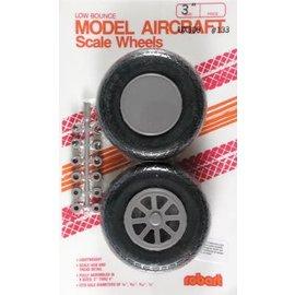 "Robart Scale Wheels Diamond 3"""