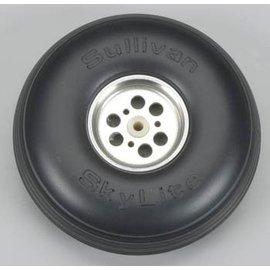 """Sullivan Skylite Wheel Aluminum 4-1/2"""""""