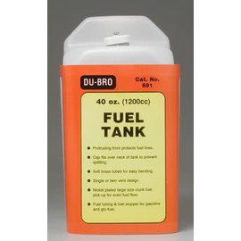 Dubro Fuel Tank Glow 40 oz.